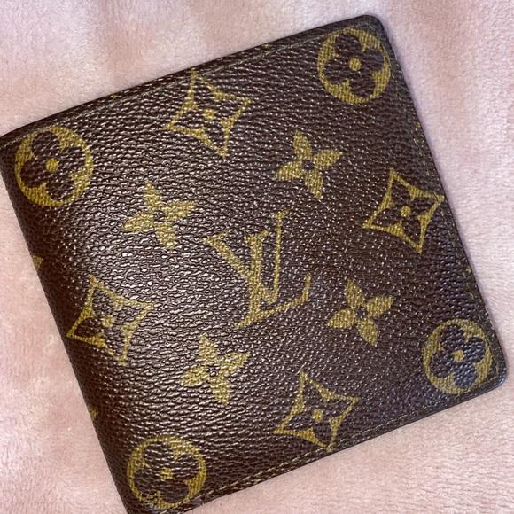Louis Vuitton Marco Monogram Wallet
